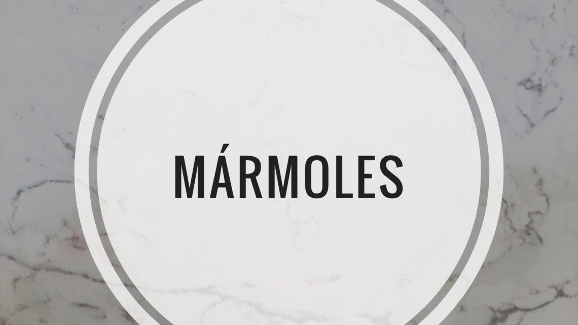MÁRMOLES