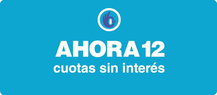 Sigue vigente el programa AHORA 12 sin interés